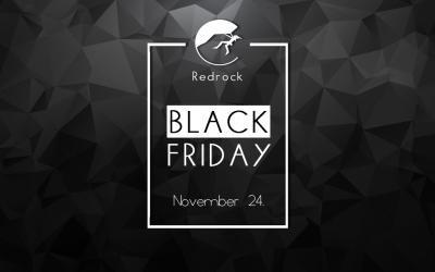 Black Friday November 24-én